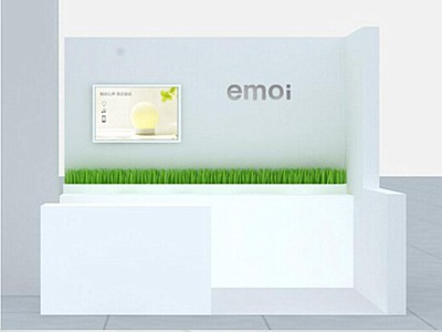 Emoi Foreign Exhibition Design